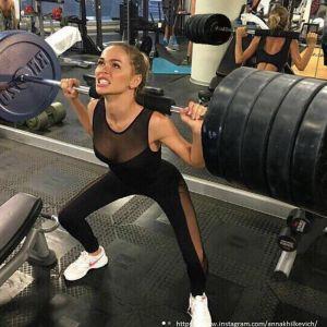 Подробнее: Анна Хилькевич безуспешно пытается набрать вес