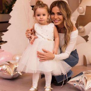Подробнее: Анна Хилькевич устроила сказку для дочери  в день рождения