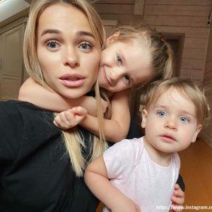 Подробнее: Анна Хилькевич пожаловалась на истерики дочери