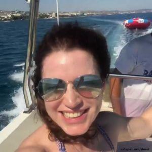 Подробнее: Алена Хмельницкая отдыхает с дочерью и молодым избранником на Кипре