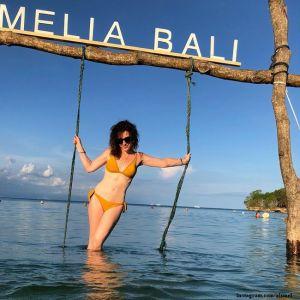 Подробнее: Алена Хмельницкая в восторге от Бали, где она провела новогодние каникулы