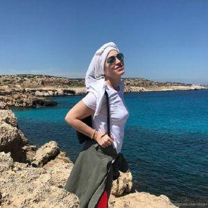 Подробнее: Алена Хмельницкая этой весной уже успела побывать и на Кипре, и в Германии