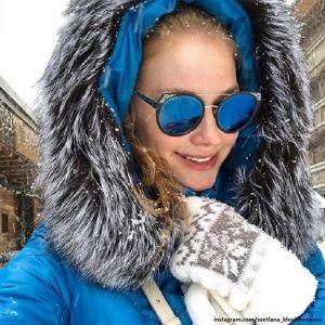Подробнее: Светлана Ходченкова встретила свое 35 – летие на горных склонах Куршевеля