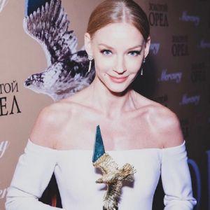 Подробнее: «Золотой орел»: Светлана Ходченкова, Александр Петров и другие лауреаты премии