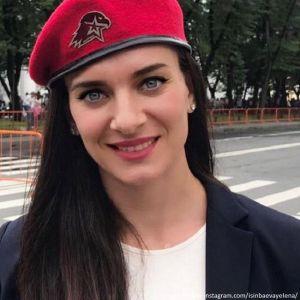 Подробнее: Елена Исинбаева сменила имидж и стала похожа на Варнаву