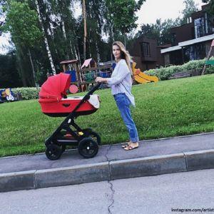 Подробнее: Светлана Иванова сообщила, кого родила в Израиле