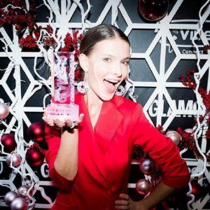 Подробнее: Светлана Иванова удостоилась премии «актриса года» по версии гламурного журнала