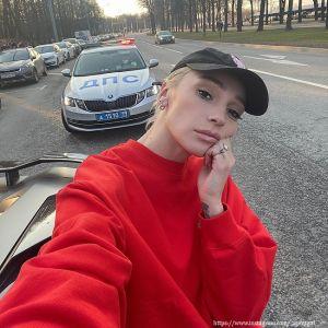 Подробнее: Настю Ивлееву на шикарном авто оштрафовали стражи правопорядка