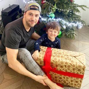 Подробнее: Иван Жидков показал, как проводит время с детьми