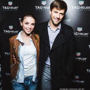 Подробнее: Иван Жидков счастлив с юной избранницей