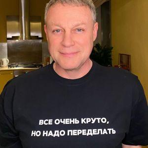 Подробнее: Сергей Жигунов самоизолировался с копией Заворотнюк