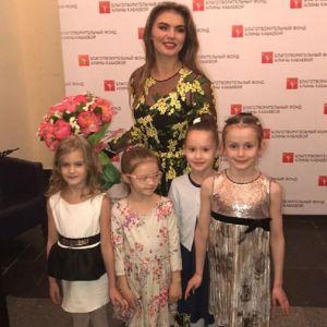 Подробнее: Алина Кабаева провела  благотворительный фестиваль художественной гимнастики уже девятый раз