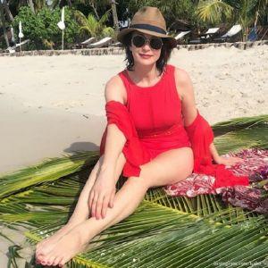 Подробнее: Ольга Кабо показала, как выглядит в 51 год в купальнике
