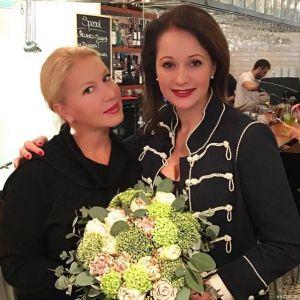 Подробнее: Ольга Кабо отпраздновала день рождения изысканным застольем в кругу подруг