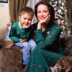 Подробнее: Ольгу Кабо трогательно поздравил сын с днем рождения (видео)