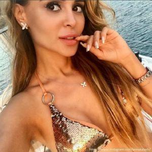 Подробнее: Анна Калашникова попала в воднотранспортное происшествие