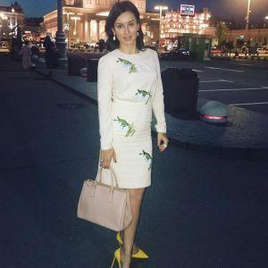 Подробнее: Тина Канделаки прокомментировала свою беременность, обнажившись