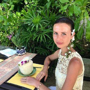 Подробнее: Мирослава Карпович поделилась «обнаженным» фото с отдыха