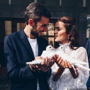 Подробнее: Сати Казанова впервые опубликовала видео с итальянской свадьбы