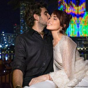 Подробнее: Сати Казанова рассказала, как ей живется в браке с иностранцем
