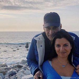 Подробнее: Жена Тиграна Кеосаяна - Маргарита Симоньян ждет третьего ребенка