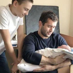 Подробнее: Александр Кержаков рассказал, как назвал сына