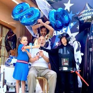 Подробнее: Филипп Киркоров отметил 8-летие сына грандиозным праздником в духе «Звездных войн»