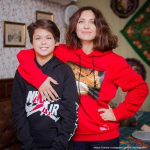 Подробнее: Сын Екатерины Климовой получил перелом в свой день рождения