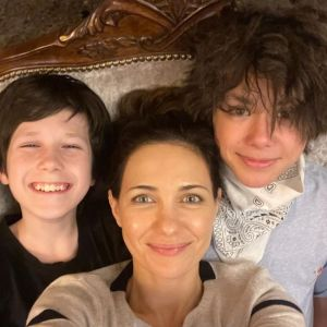 Подробнее: Екатерина Климова вместе с Игорем Петренко проводили сыновей в школу