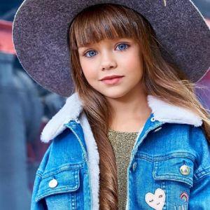 Подробнее: Настю Князеву- «самую красивую девочку в мире» пригласили работать на телевидение