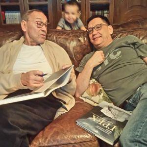 Подробнее: «Самый старший и самый младший»: Егор Кончаловский показал совместное фото с братом