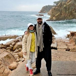 Подробнее: Юлия Ковальчук уехала вместе с дочкой в Испанию