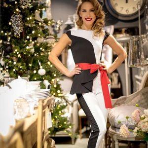 Подробнее: Юлия Ковальчук показала естественную красоту у Новогодней елки