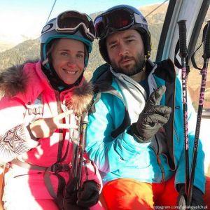 Подробнее: Юлия Ковальчук сгорела на горнолыжном курорте