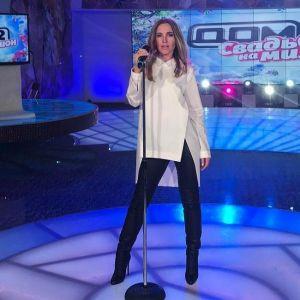 Подробнее: Юлия Ковальчук о своем выступлении в шоу «Дом 2»