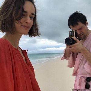 Подробнее: Данила Козловский с Ольгой Зуевой запечатлели друг друга на природе