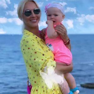 Подробнее: Лера Кудрявцева, как оказалось, 16 июня крестила дочь Машу