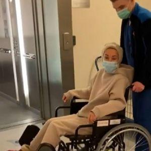 Подробнее: Лера Кудрявцева чуть не зашибла дочь, когда получила травму