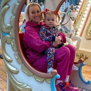 Подробнее: Лера Кудрявцева развлеклась с дочерью в парке аттракционов (видео)