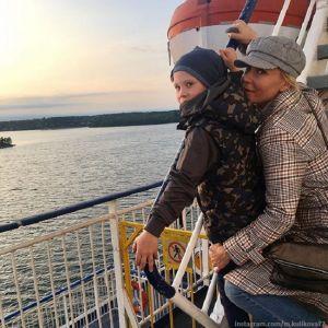 Подробнее: Мария Куликова боится школы больше, чем ее сын
