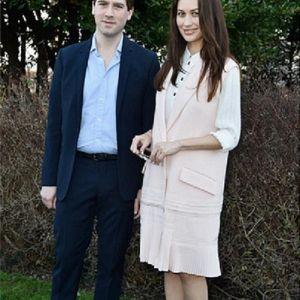 Подробнее: Ольга Куриленко  представила жениха и отца своего ребенка