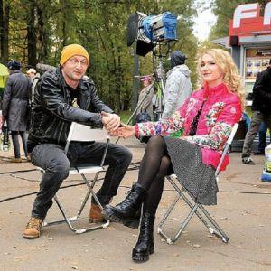 Подробнее: Гоша и Полина Куценко играют отца и дочь