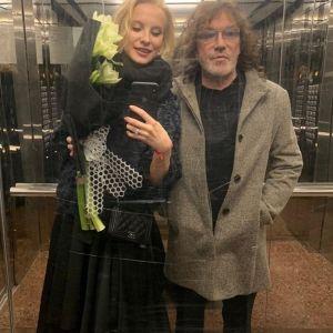 Подробнее: Владимир Кузьмин показал всех троих дочерей от разных возлюбленных