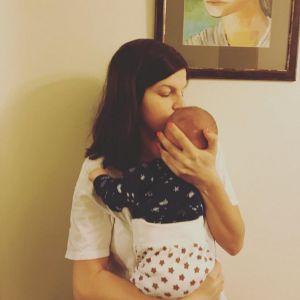 Подробнее: Агния Кузнецова поделилась фото с крещения  сына