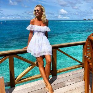 Подробнее: Елена Летучая поделилась фото с мамой с отдыха на Мальдивах