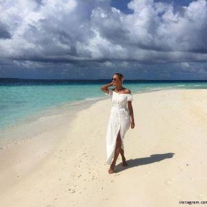 Подробнее: Елена Летучая столкнулась с морским дьяволом на Мальдивах (видео)