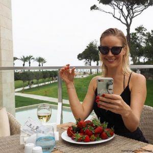 Подробнее: Елена Летучая вместе с супругом проводит отпуск в Турции