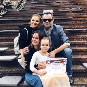 Подробнее: Дочка Владимира Левкина больна раком мозга