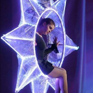 Подробнее: Юлия Липницкая начала выступать в ледовом шоу «Щелкунчик»