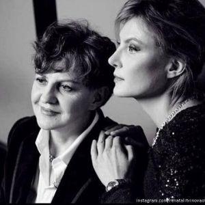Подробнее: Рената Литвинова сфотографировалась с мамой